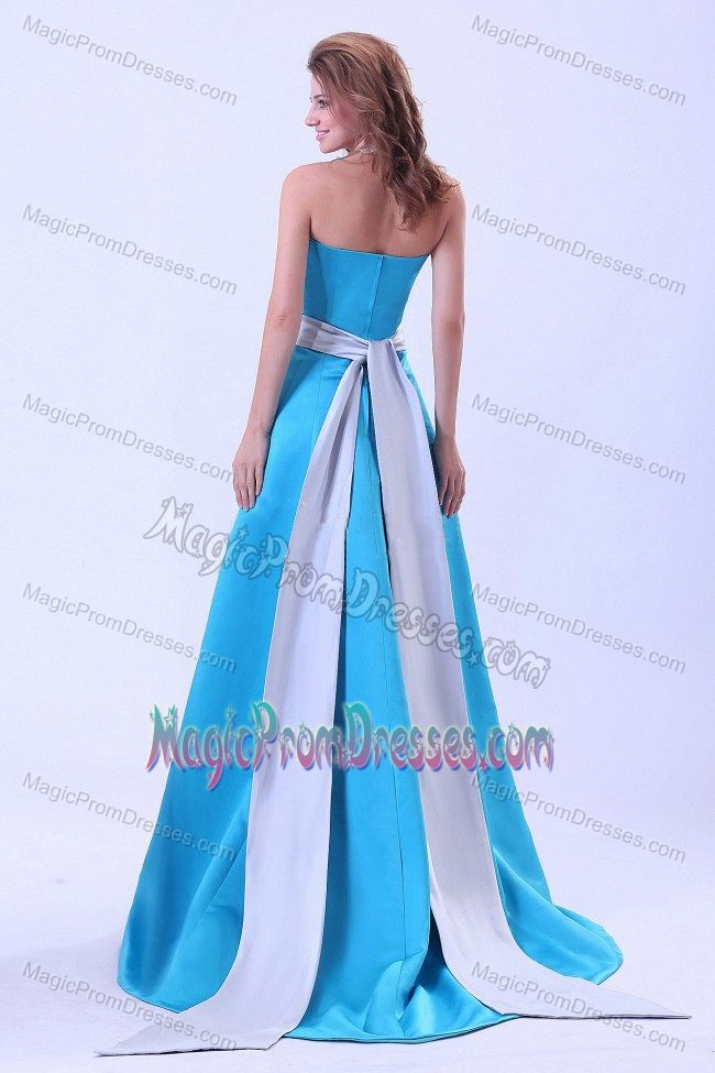 Carolina Blue Prom Dresses 119