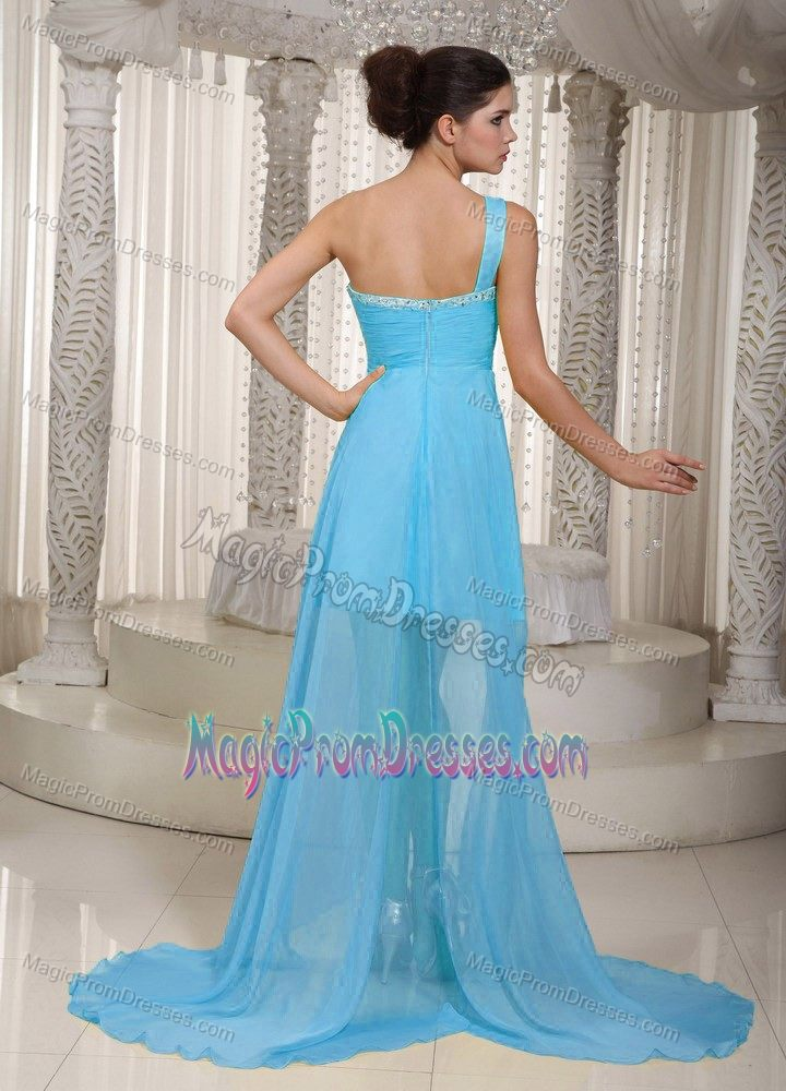 Have Blue high low semi formal dresses really. agree