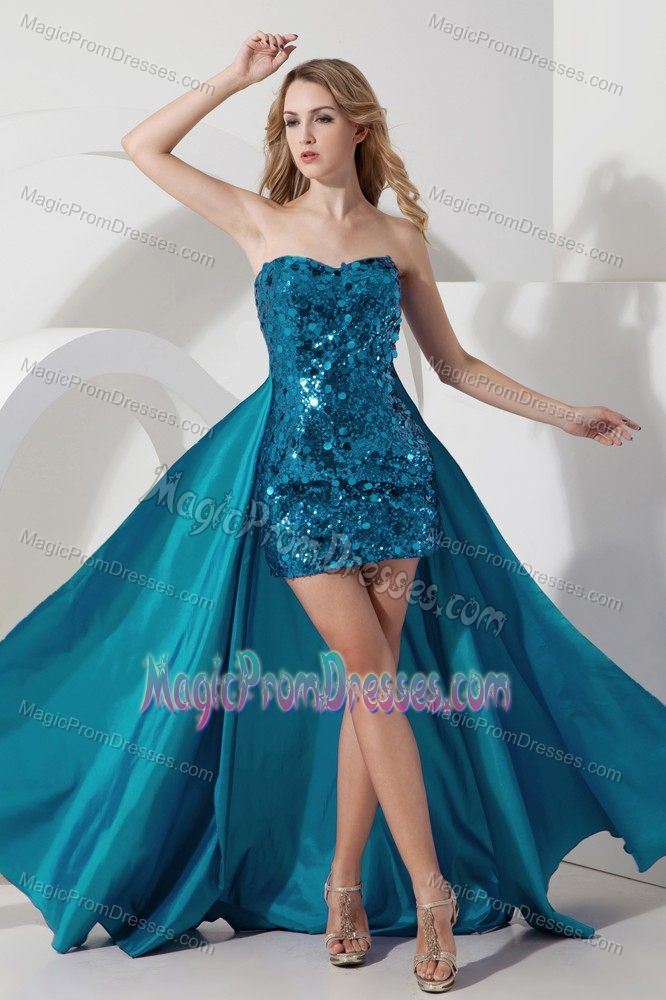 Semi Formal Prom Dress