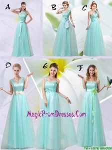 2016 The Brand New Style Prom Gowns Chiffon Hand Made Flowers with Empire