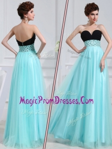 Low Price Perfect Empire Sweetheart Beading Prom Dresses for Evening