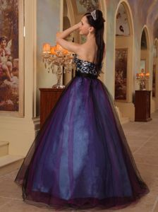 Latest A-line Leopard Print Formal Prom Attire in Multi-color under 150