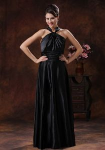 Fast Shipping Vintage Black Maxi Prom Dress for Mother Of The Bride