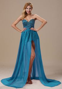 Sexy Sweetheart Beaded Informal Prom Dresses in College Station TX