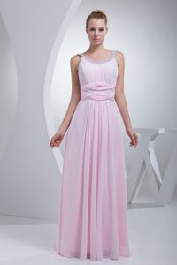 Beautiful Prom Dress for Tall Girls with Flowers and Beads Accent