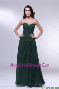 Affordable Empire Sweetheart Beaded Prom Dresses