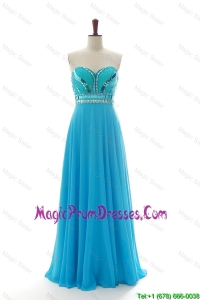 New Style Empire Sweetheart Formal Prom Dresses with Sequins and Beading