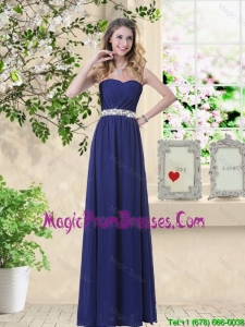 Pretty Ruched and Sequined Prom Dresses with Sweetheart