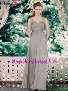 Fall Recommend Sweetheart Prom Dresses with Hand Made Flowers