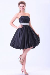 Modest Beaded Navy Blue Short 50s Style Swing Prom Dresses in Logan OH
