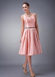 Fabulous Zipper-up Straps Prom Attire with Sash Auchtermuchty Fife