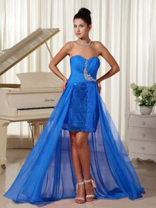 Fitted Sweetheart Dress for Prom with Sequins and Beads in York North Yorkshire